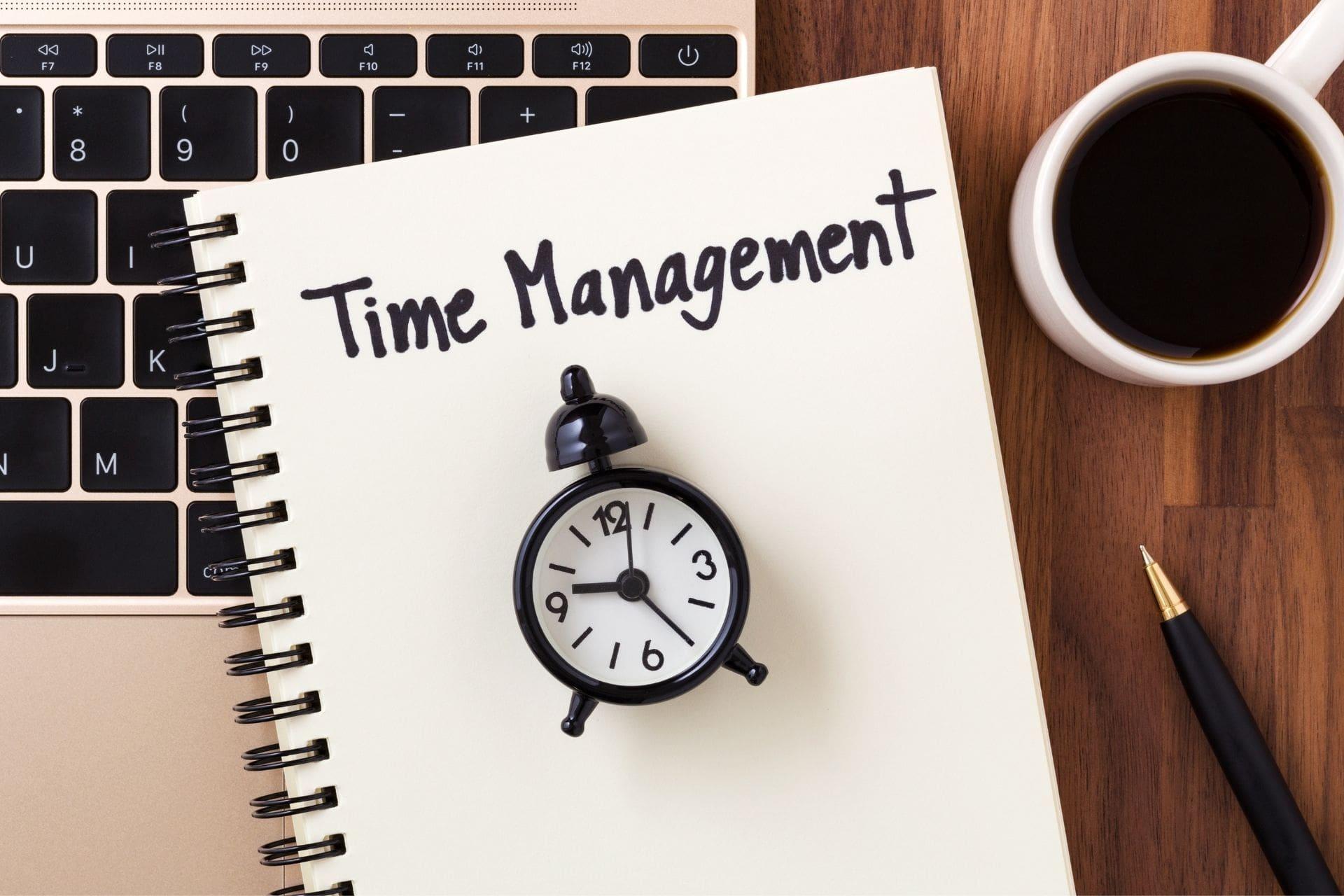organización del tiempo