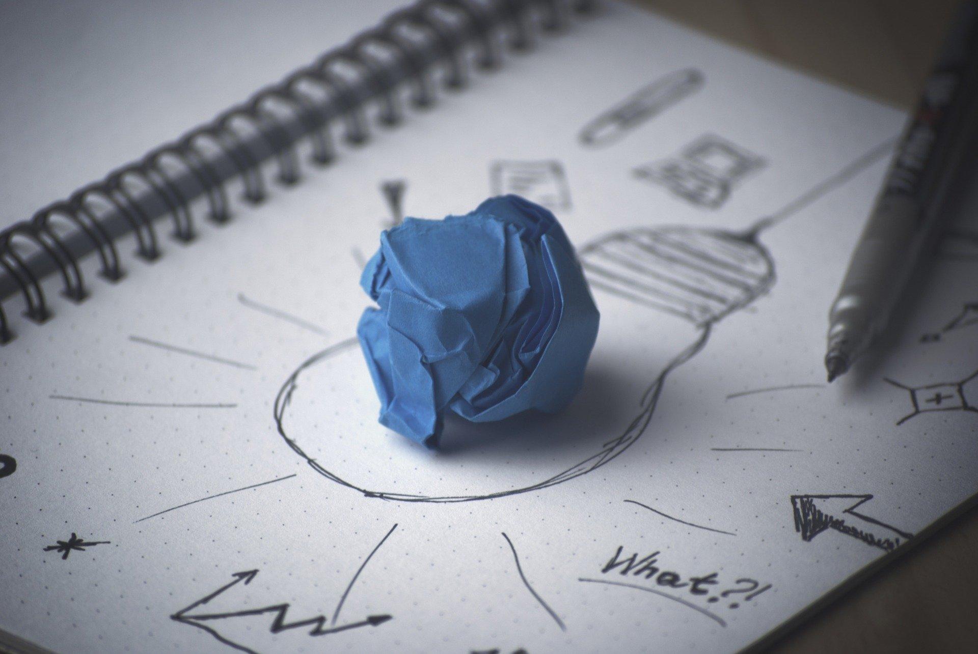 creatividad y problemas