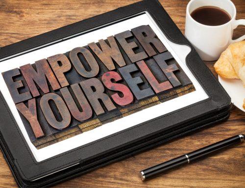 El poder de hacer. «Empoderamiento»
