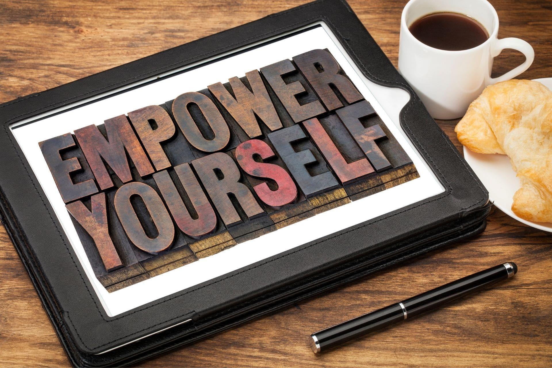 el poder de hacer-empoderamiento
