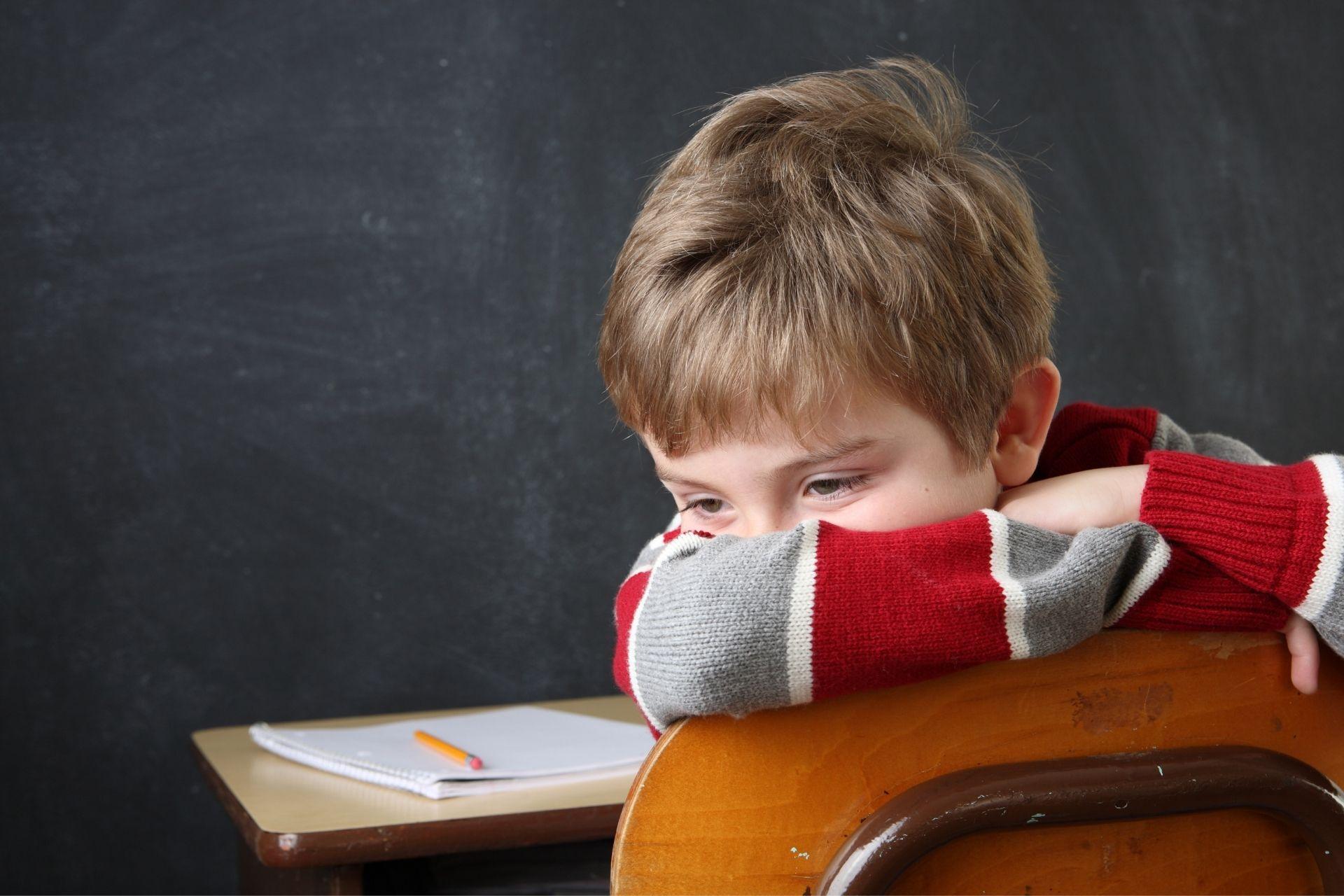 Atención y concentración en niños