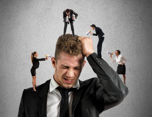 El Estrés Laboral, un riesgo psicosocial prioritario