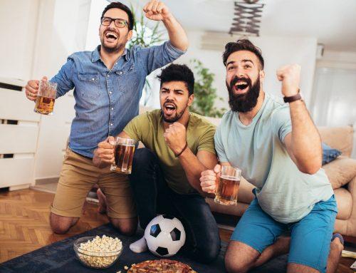 El estrés del fútbol, ¿Qué ocurre ahora que comienza la Eurocopa?
